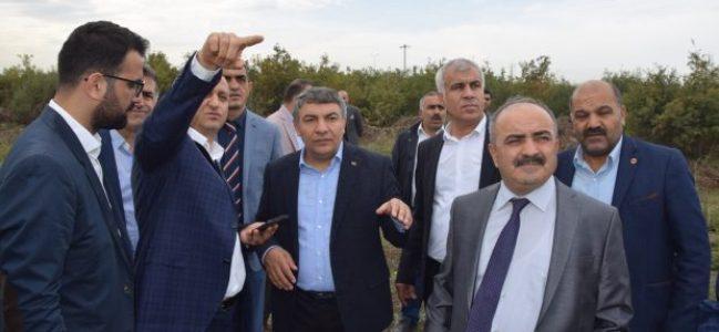 """""""TIR Parkı projesi kısa sürede başlayacak"""""""