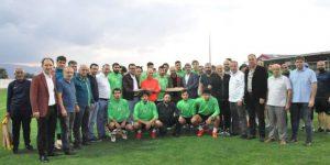 Kocaelispor'a moral ziyareti