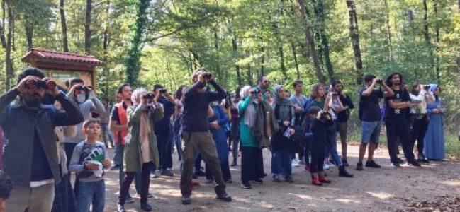 Ormanya'da Kuş Gözlem Günü