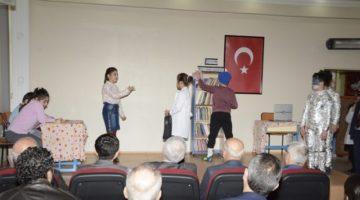 Körfez'de Kütüphane Haftası Kutlandı