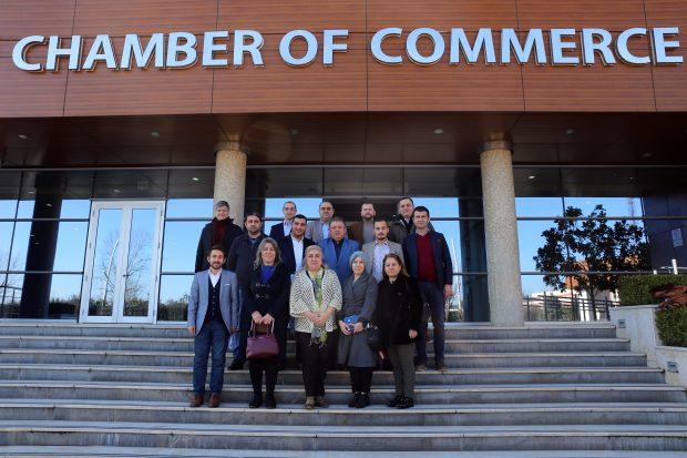 4.cü eş meslek komite toplantısı yapıldı
