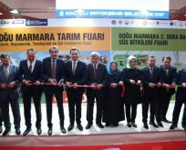 '2. Doğu Marmara Tarım Fuarı' açıldı
