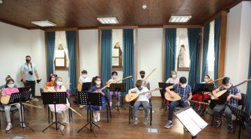 İskoliye Sanat Akademisi'nde geleceğin sanatçıları yetişiyor