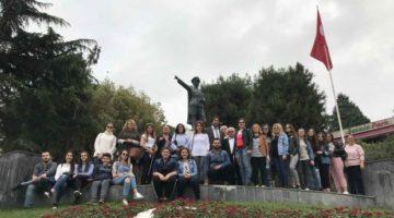 İskeçe Türk Birliği, İzmit'i Gezip Gördü