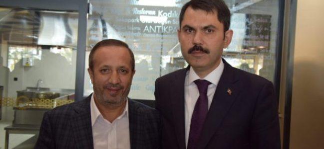 Toltar, Kömürcüler OSB için destek istedi!