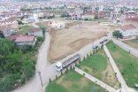 Darıca'da Trafik Eğitim Parkı çalışmaları başladı