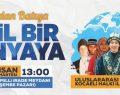 Uluslararası öğrenci buluşması