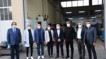 CHP Kocaeli Tarhan ile Darıca ve Gebze'de sahada