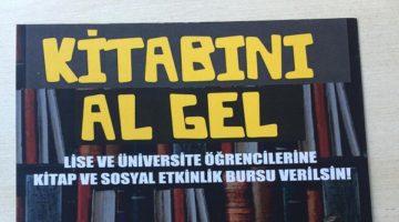 CHP Kocaeli'den kitap okuma etkinliği