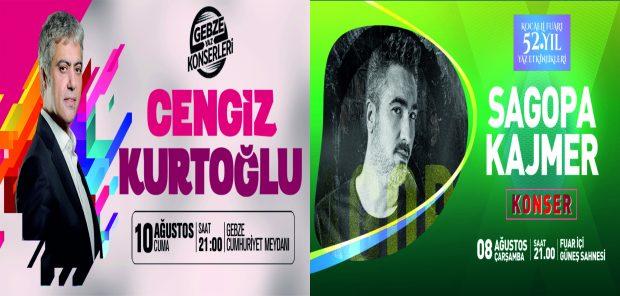 Sagopa Kocaeli, Kurtoğlu Gebze'de