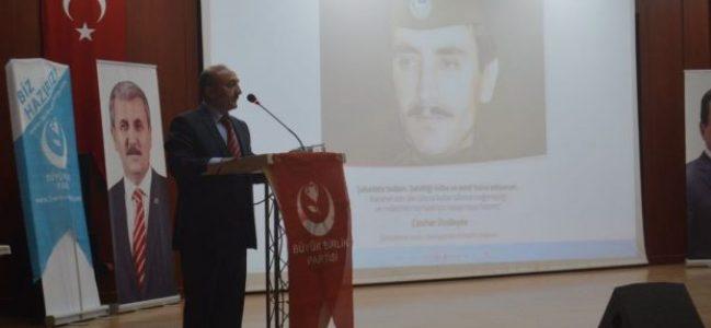 BBP Çayırova İlçe Başkanı Suat Köse oldu.