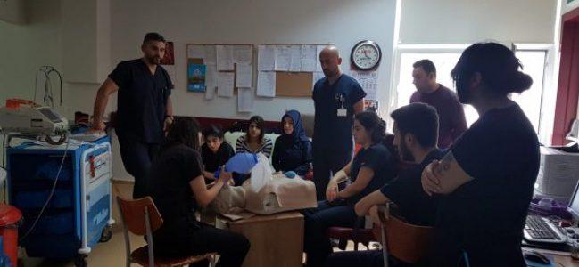 Farabi'de bilgilendirme eğitimlerine devam