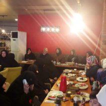 'Saadet Partisi Kadın Kolları seçime dört elle sarıldı'