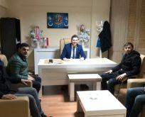 Genç Saadet'ten İYİ Partiye ziyaret