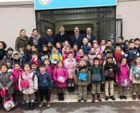 Kaymakam Güler Fevzi Çakmak İlkokulu'nda