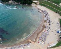 Kocaeli'nin 6'ncı 'Mavi bayraklı' Plajı
