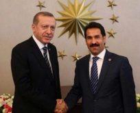 Yaman, Erdoğan ile Macaristan'a gitti
