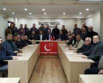 """""""9 Şubat'ta İstanbul'da Kudüs Mitingi düzenliyoruz"""""""