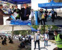 İzmit Belediyesi 'cemaatin sağlığı ön planda'