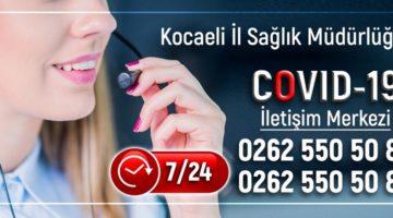 Covid-19 iletişim merkezleri kuruldu