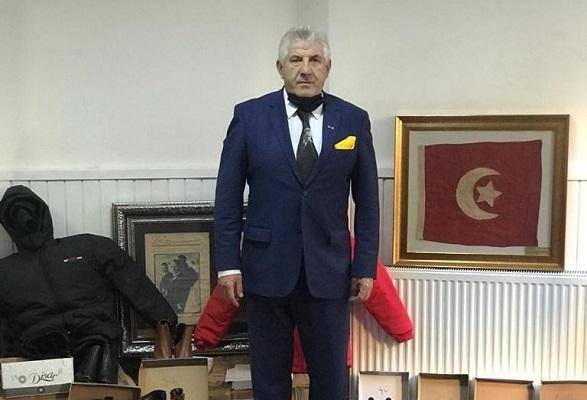 Türker'den 50 anaokulu öğrencisine bot ve mont