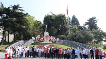 Zafer Bayramı'nın 99. yılında Ata'nın huzurunda