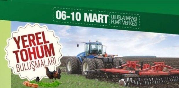 """Kocaeli 2. Doğu Marmara Tarım Fuarı"""" 6 Mart'ta başlıyor"""