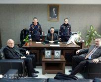 AFAD İl Müdürü'ne Fotoğraf Sürprizi…