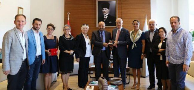 Türk Eğitim Vakfı'ndan  KOTO'ya ziyaret