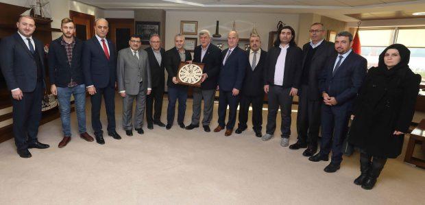 Karaosmanoğlu, İDEBİR'i kutluyorum