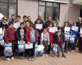 Engelliler Okulu öğrencilerine deprem eğitimi
