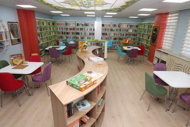 Şehit Öğretmen Kuyucu'nun adını yaşatacak kütüphane