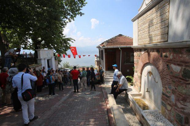 'Canfedâ Kethüda Hâtun Çeşmesi'