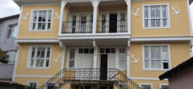 Osmanlı Türk Evi Özelliği