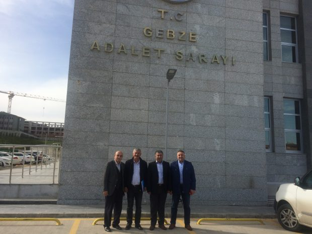 Meclis üyesi Koç' dan Savcılığa Suç Duyurusu