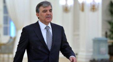 Abdullah Gül'ün 2019 adayı kim olacak?