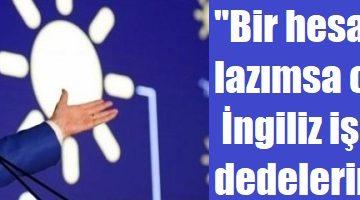 """""""Fahrettin Paşa'ya dil uzatmak kimsenin haddi değildir"""""""