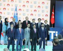 AK Partili adaylar Ankara'da