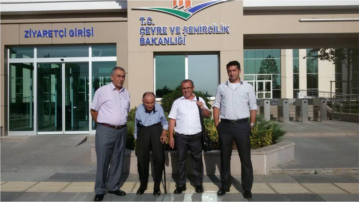 Ve Ankara'ya Gittiler!