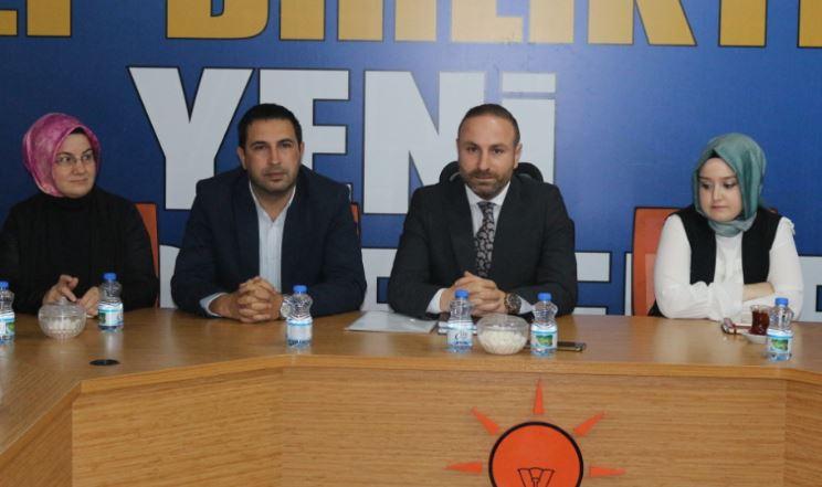 Ak Parti Çayırova'da A Takımı Belli Oldu