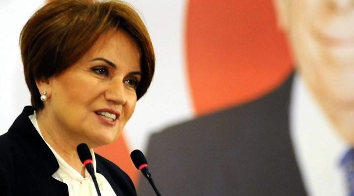 Meral Akşener'in partisine sürpriz destek