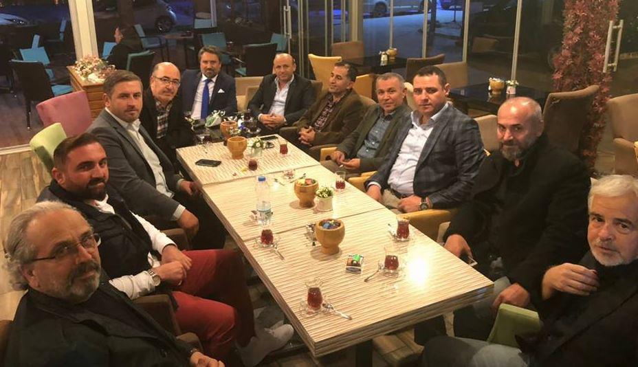 Meral Akşener'in Kocaeli Ekibi Toplandı!
