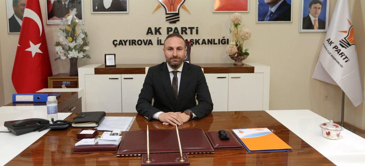 Ali Osman Gür'den Cumhuriyet Bayramı Mesajı