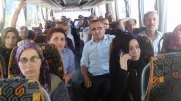 Hepsi Ankara'ya Gidecek!