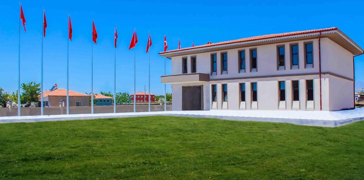 Şehit Halisdemir'in adı Kültür Merkezi'nde yaşatılacak