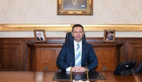 Vali Aksoy'dan Cumhuriyet Bayramı Mesajı