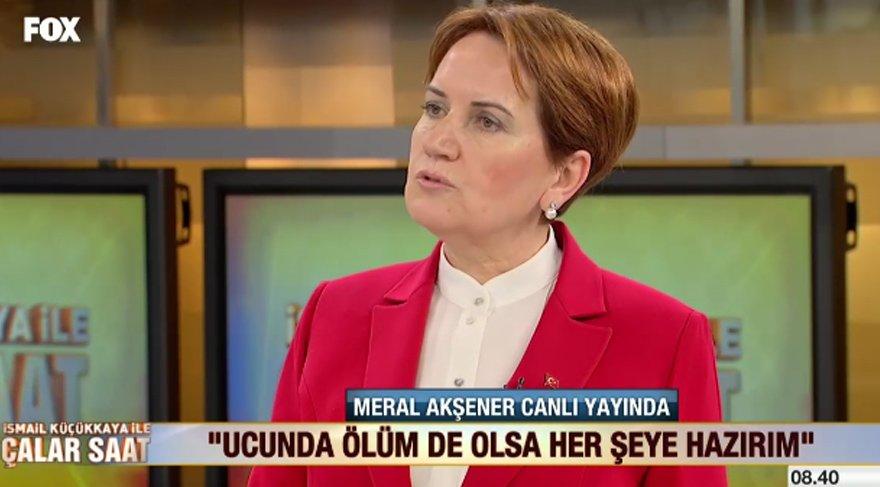 """Akşener: """"Gitsinler İzmit'in Gündoğdu köyüne…"""""""