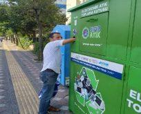 50 ton atık geri dönüşüme kazandırıldı