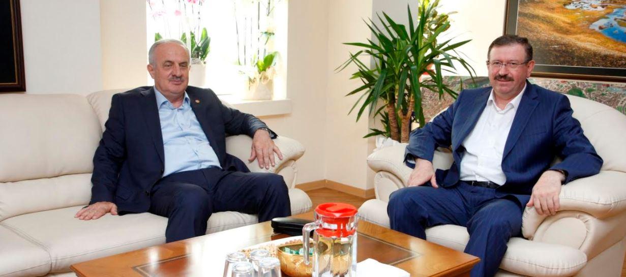 Aygün; ''Bayram, başarılarını Büyükşehir'e taşıyacak''