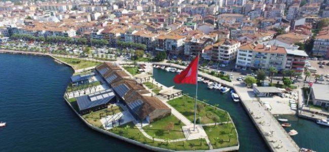 Balık Adası Projesi Tamamlandı